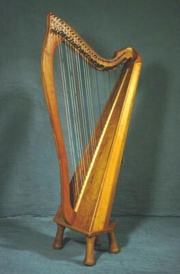 harp, neo-Gothic image/jpeg thumbnail