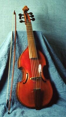 viol - treble image/jpeg thumbnail
